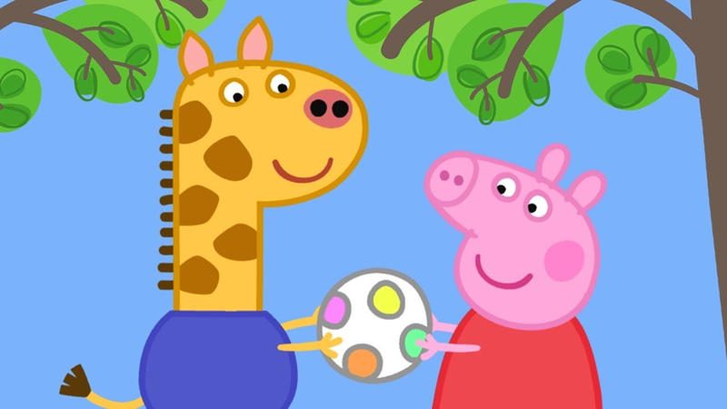 Peppa Pig Friends
